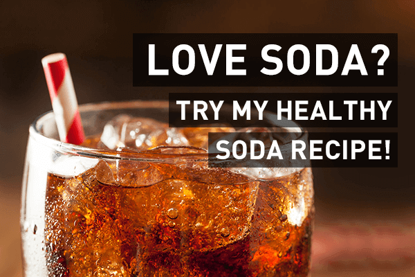 Love Soda? Try Dr. Gundry's Healthy Soda Recipe (Only 2 Ingredients!)