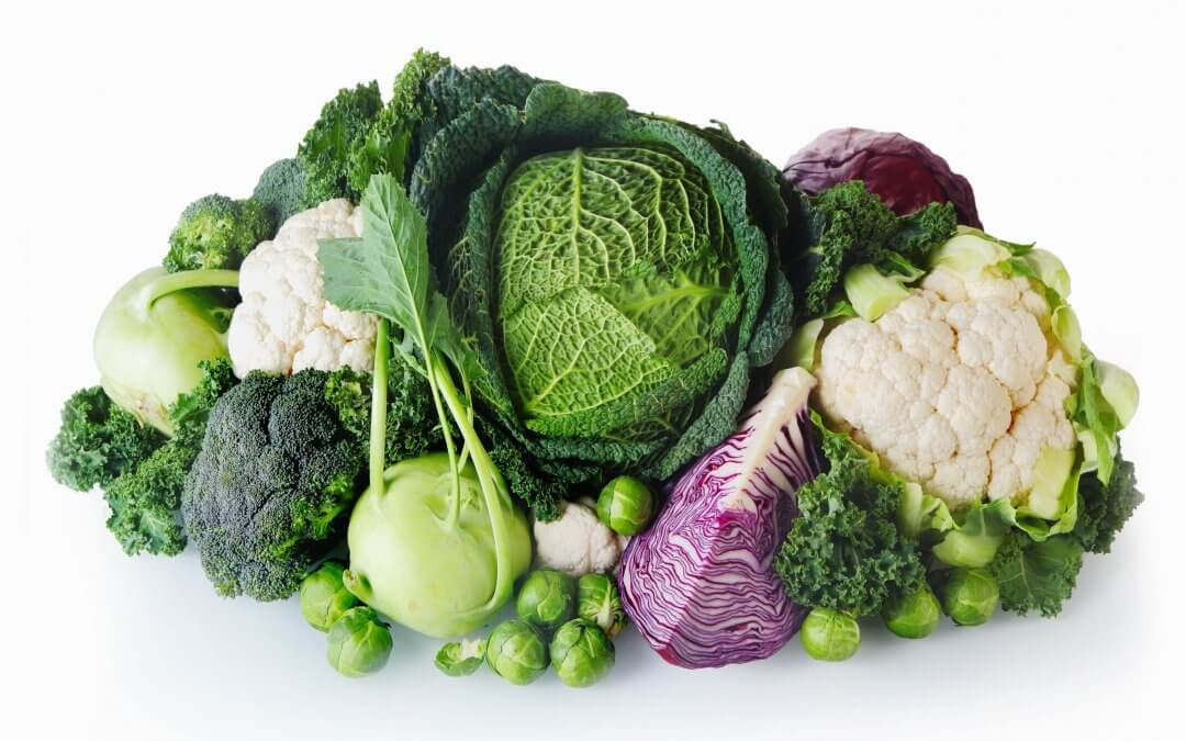 Gundry's List Of Mean Green High Protein Vegetables