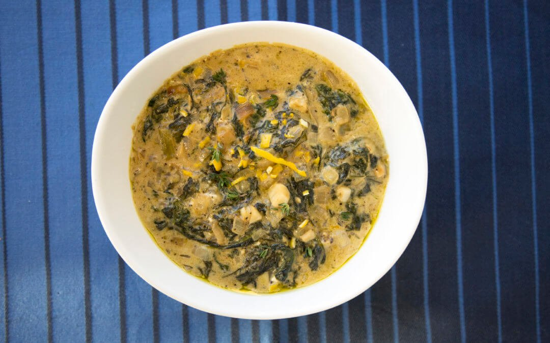 Appetizing & Easy Creamed Spinach Recipe (The Gundry Way)