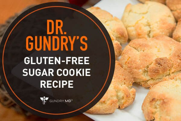 gluten free sugar cookie recipe | Gundry
