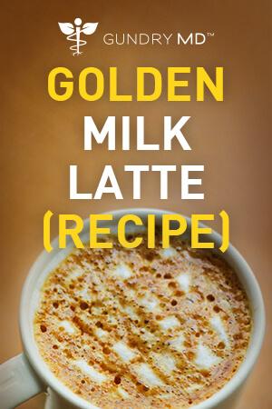 Golden Milk Latte | Gundry
