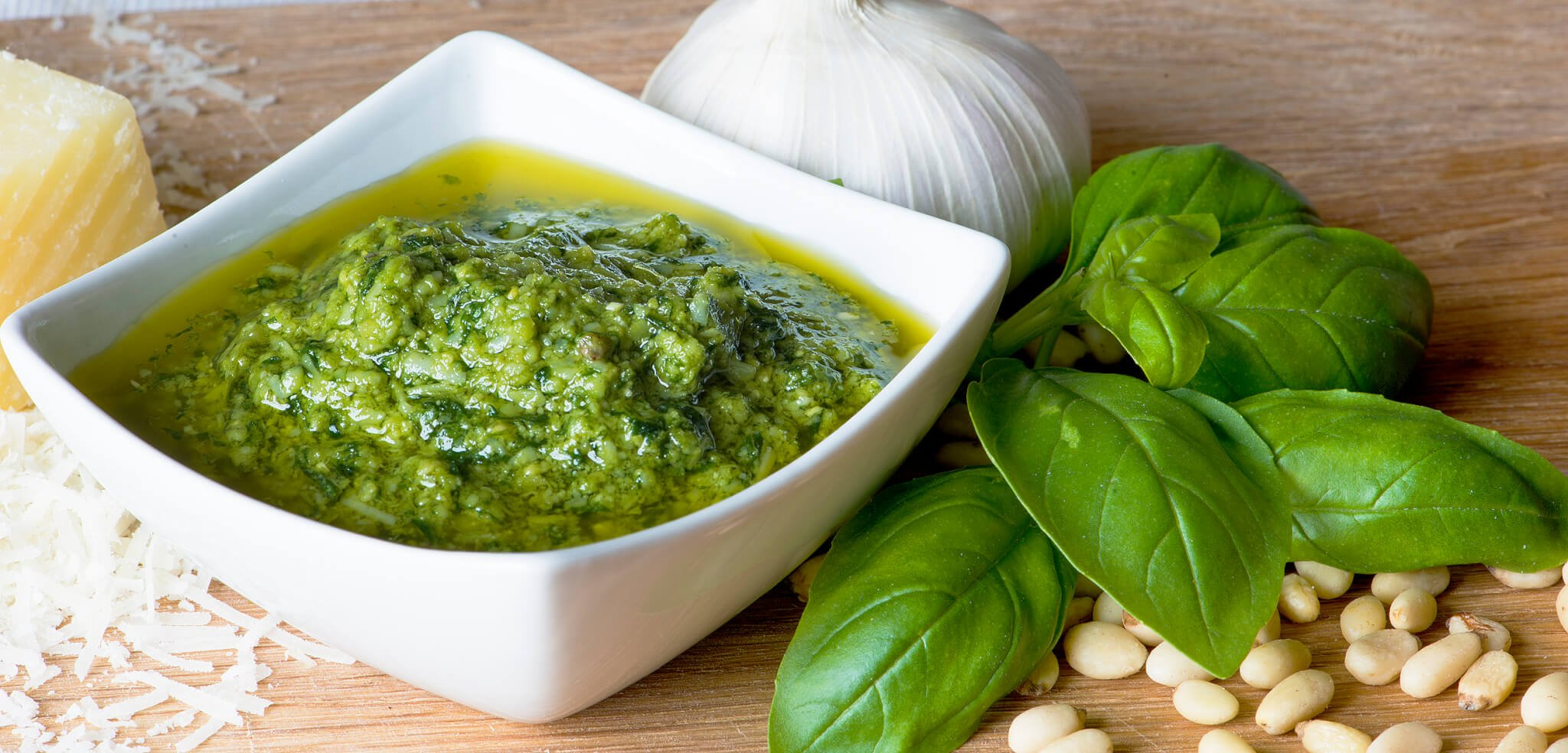Dr. Gundry's Amazing Basil Pesto Recipe