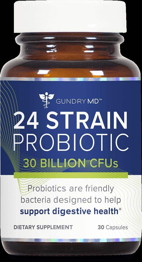 24 Strain Probiotic