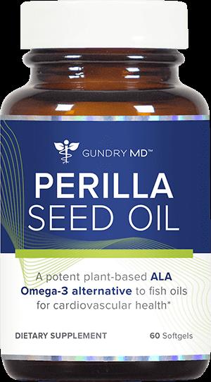 Perilla Seed Oil   Gundry MD