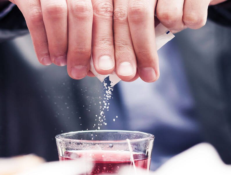 Fake Sweeteners and How They Destroy Your Gut