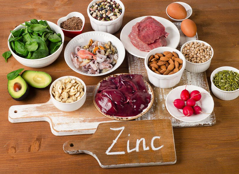 zinc deficiency | Gundry