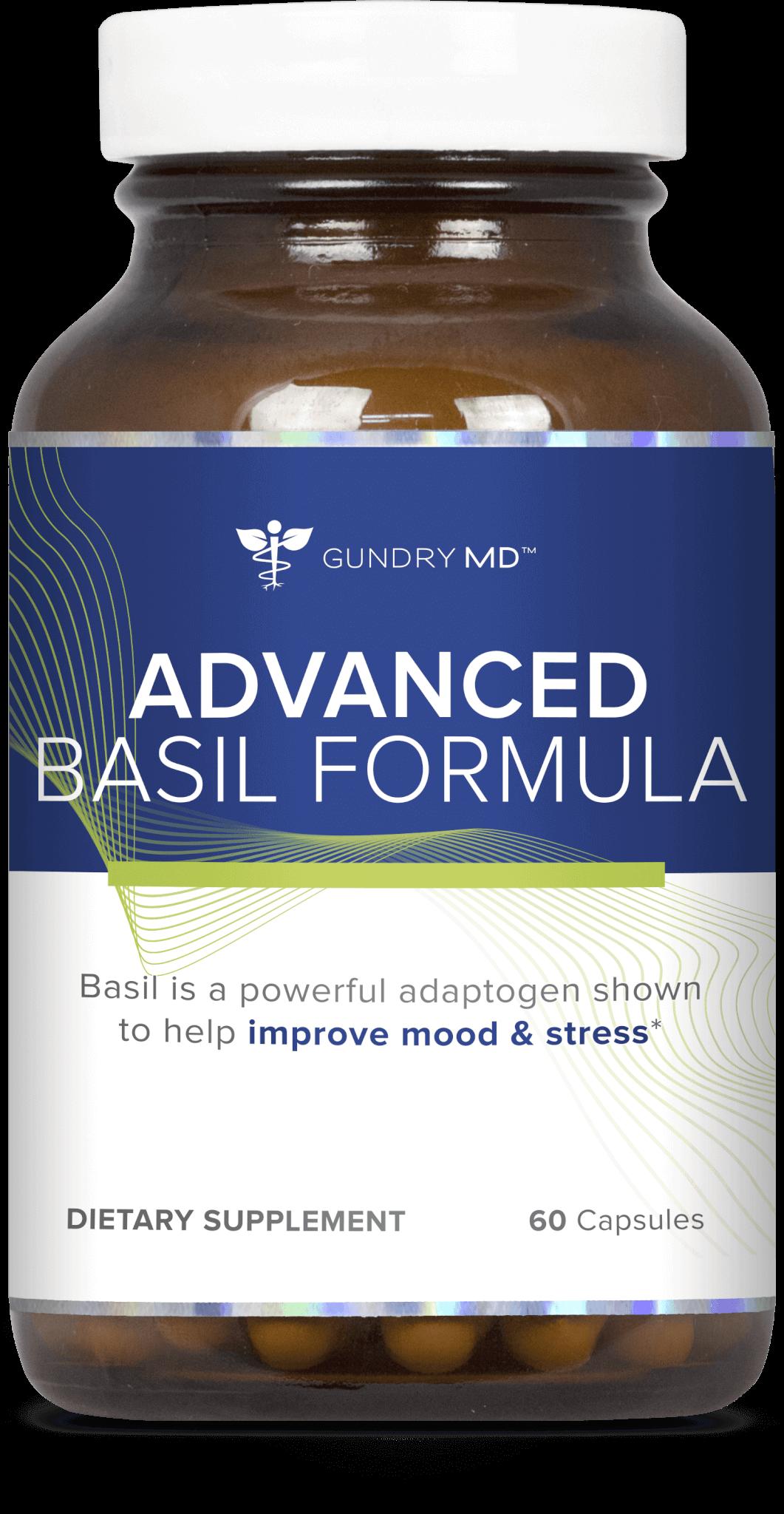 Advanced Basil Formula