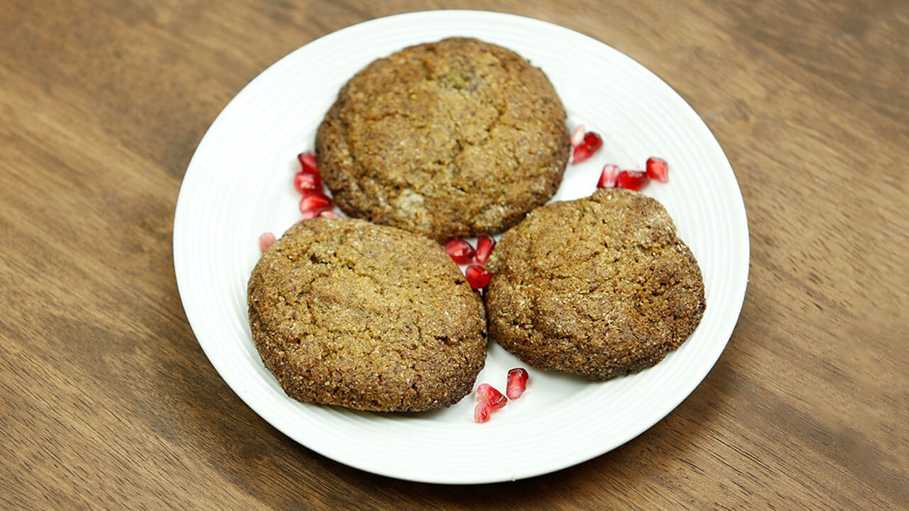 Dr. Gundry's Spicy Ginger Cookie (Gluten-Free & Sugar-Free)