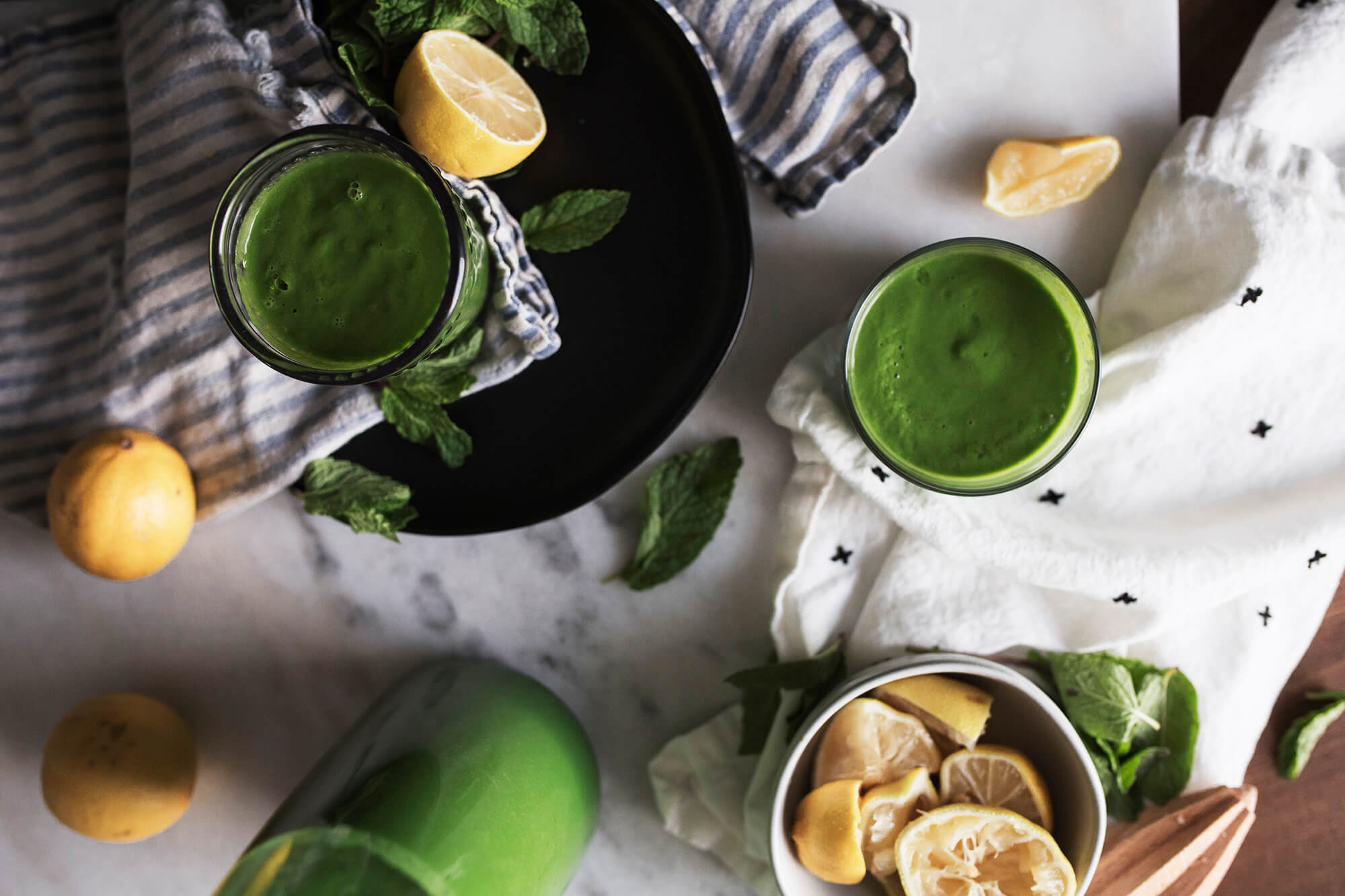 Dr. Gundry's 3-Day Detox Green Smoothie Recipe