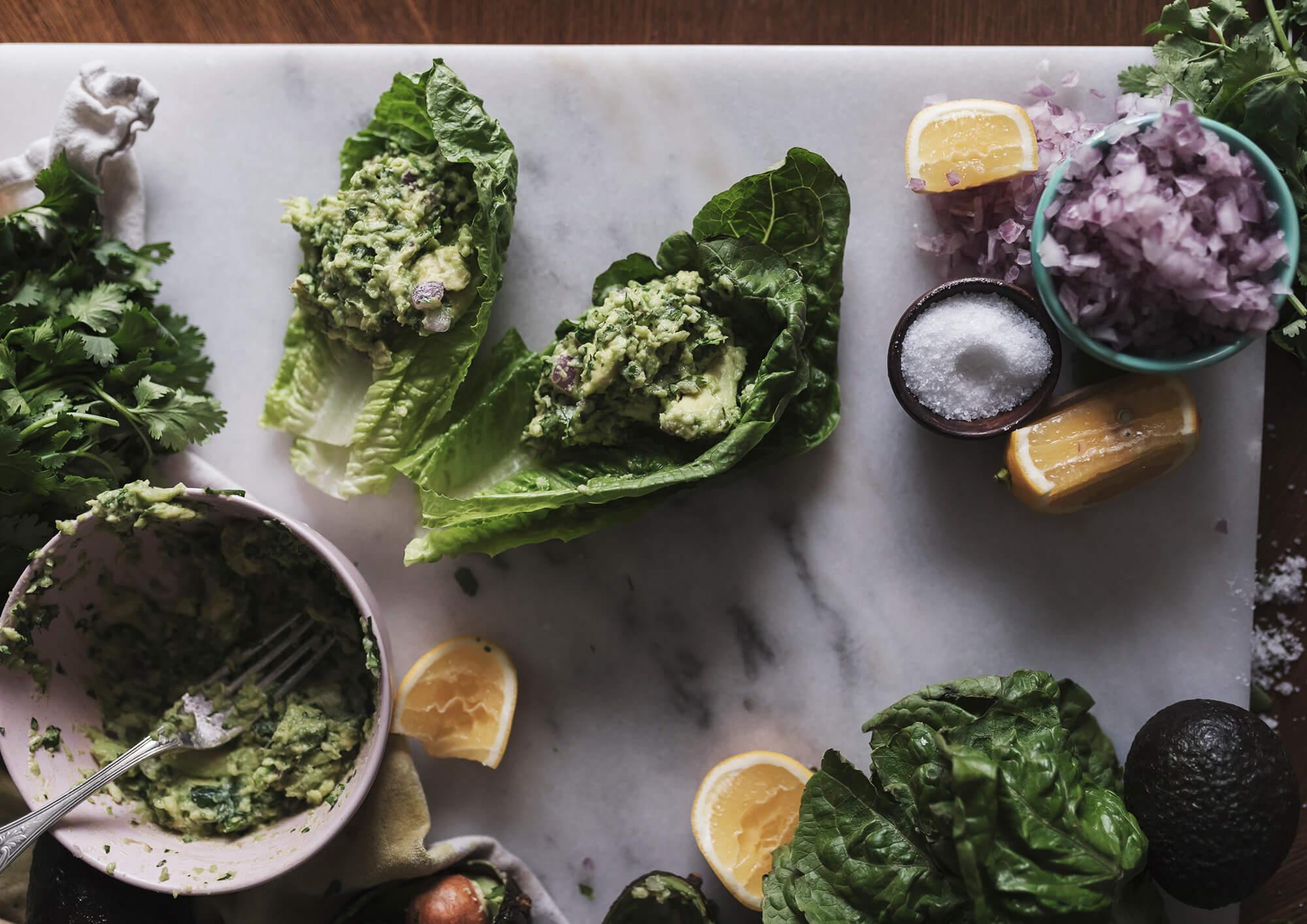 Lettuce Boats | GundryMD