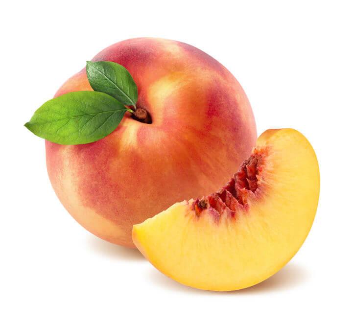 Peach Cobbler Muffins | GundryMD