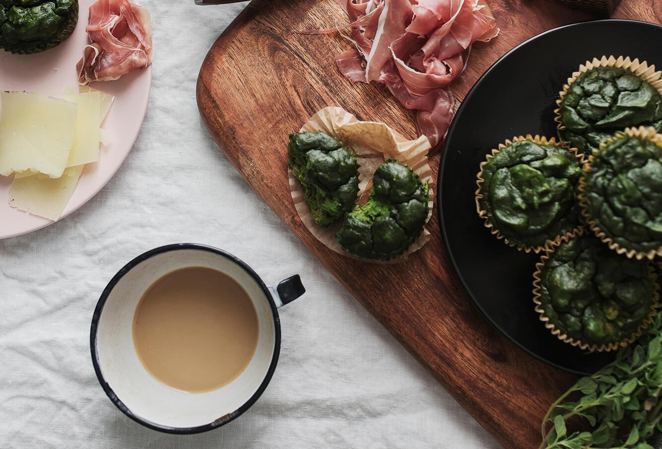 Green Egg Sausage Muffins | GundryMD