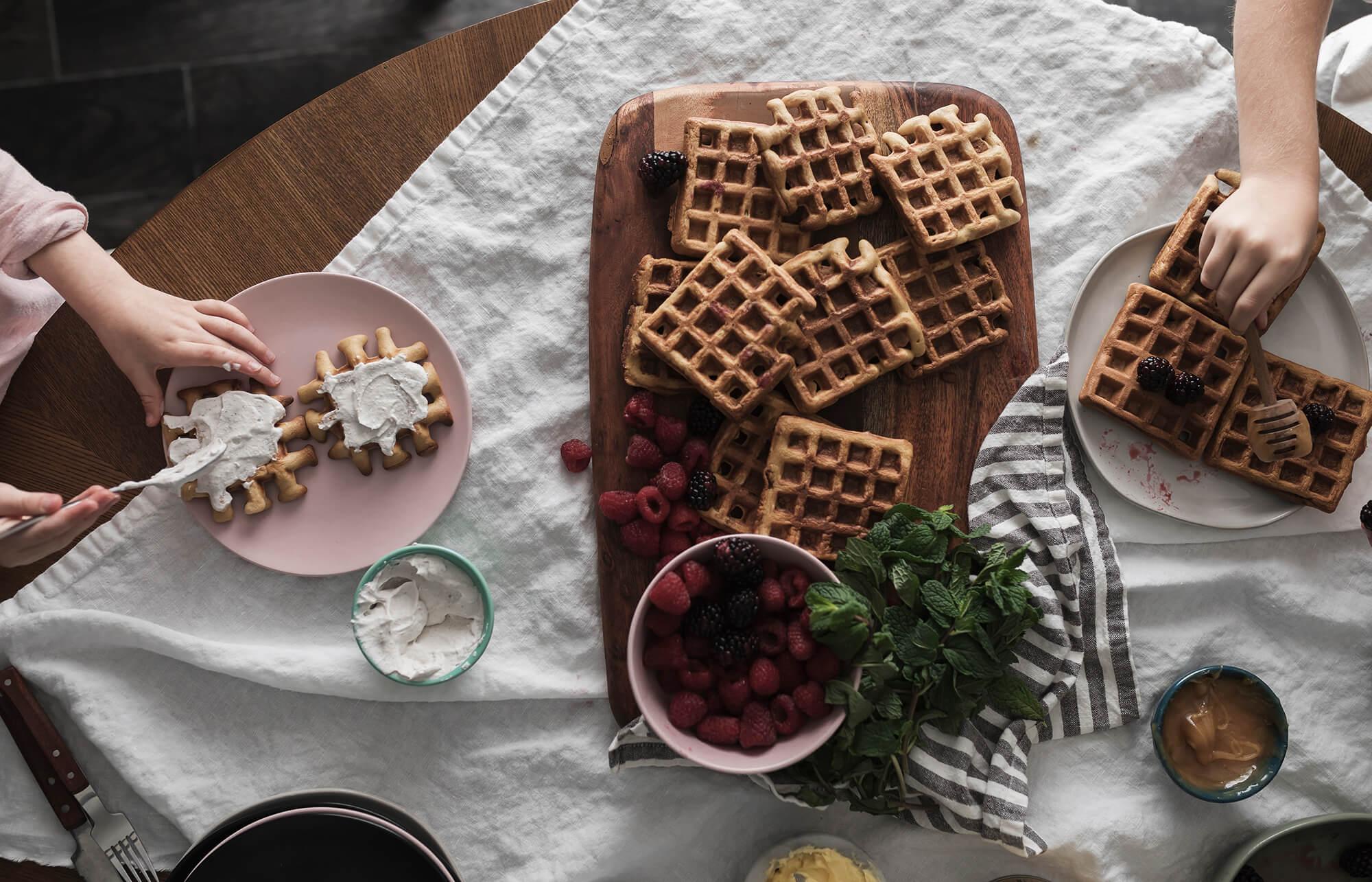 Dr. Gundry's Cassava Waffles (lectin-free recipe)