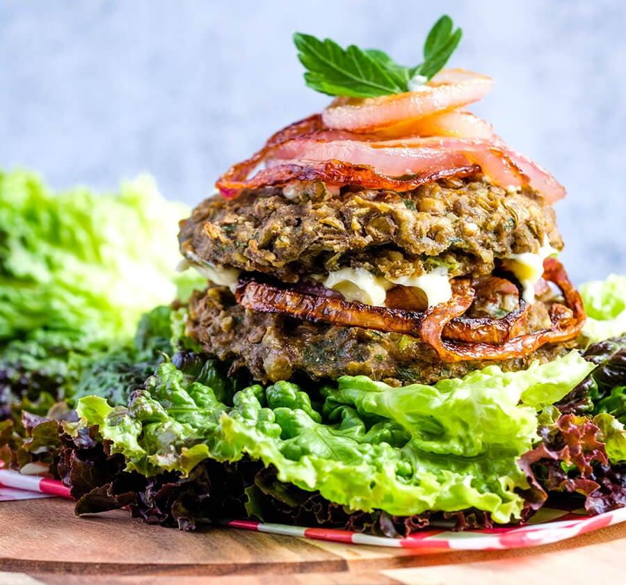 lentil burgers | Gundry MD