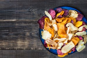 Type Of Chips To Make From Fall Produce Foods: Snack Idea Guide