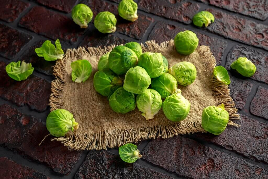 raw brussels sprouts | Gundry MD