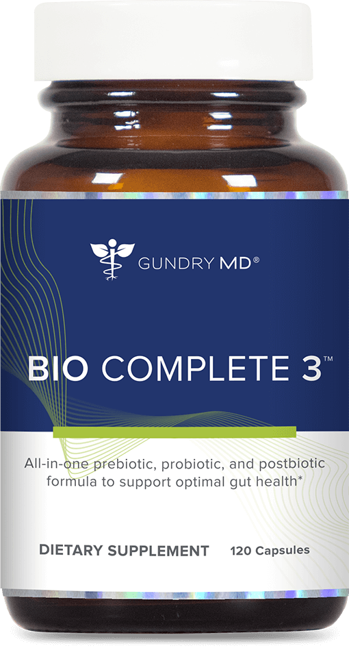 Gundry MD Bio Complete 3 supplement