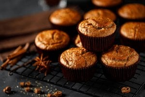 Holiday Recipe Idea: Sour Cream Cinnamon Muffins