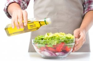 olive oil salad | Gundry MD