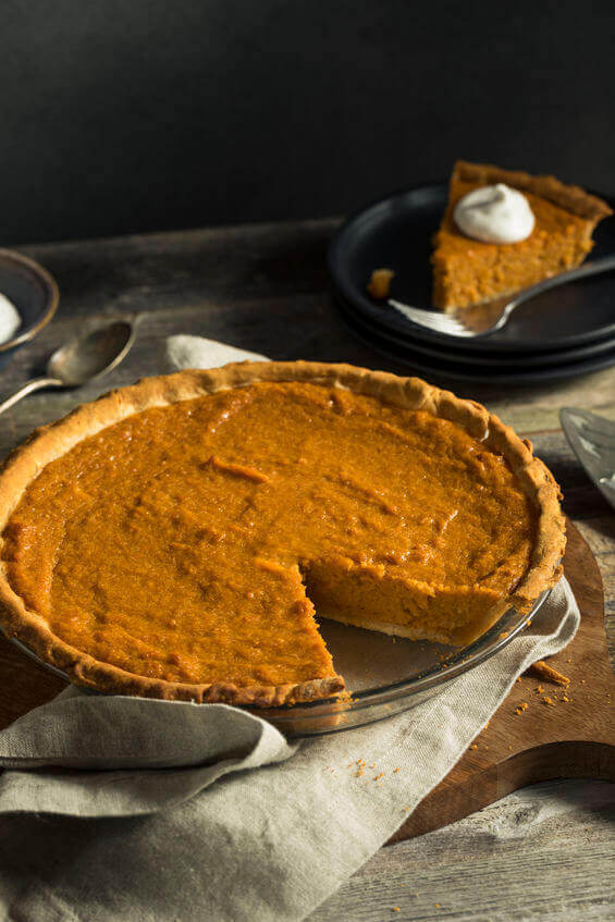 sweet potato pie recipe | Gundry MD