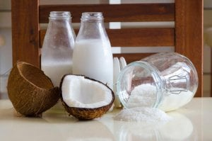 coconut flour and milk | Gundry MD