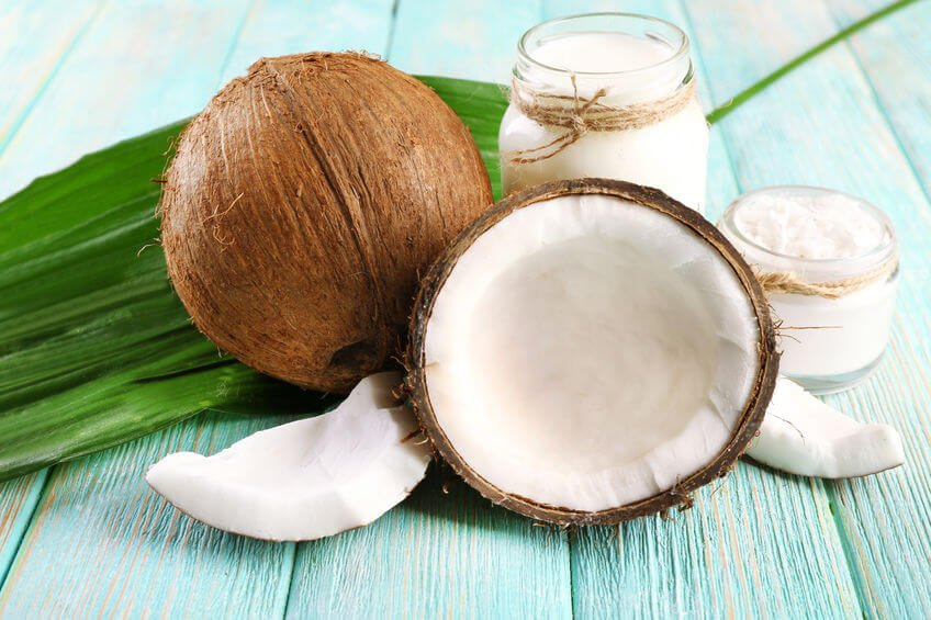 The Health Benefits Of The Coconut