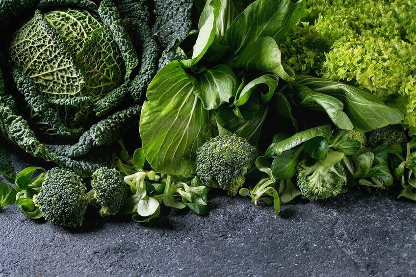 variety of leafy greens | Gundry MD