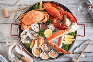 fresh seafood | Gundry MD