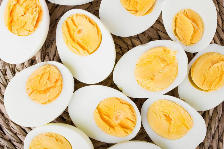 hard-boiled eggs | Gundry MD