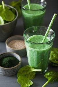 spirulina smoothie | Gundry MD
