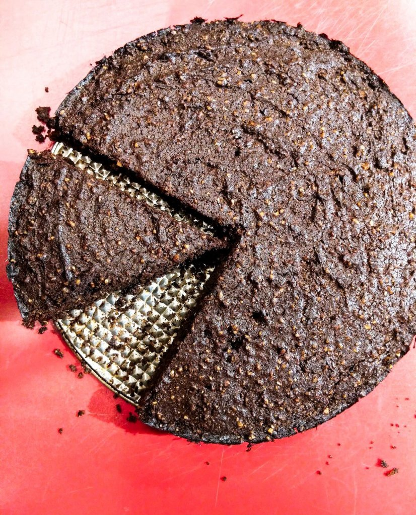 lectin-free dark chocolate almond torte | Gundry MD