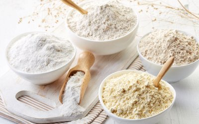 Try These Healthy Baking Substitutes Today: Alternatives to All-Purpose Flour, Eggs, and More