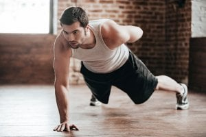 one arm pushup | Gundry MD