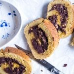 Gundry MD's Lectin Free Bread Recipe: Rolled Hazelnut Babka