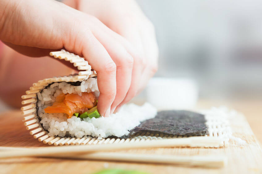 homemade sushi | Gundry MD