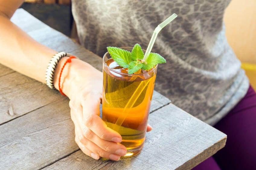 drinking kombucha | Gundry MD