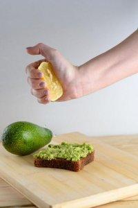 avocado toast lemon | Gundry MD