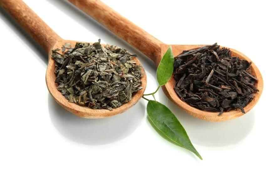 Black Tea Polyphenols Vs Green Tea Polyphenols